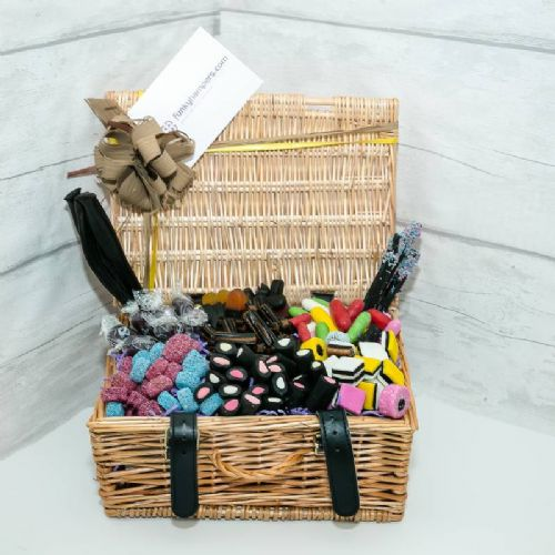 Liquorice Lovers Sweet Hamper